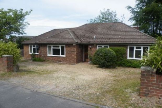 Thumbnail Bungalow to rent in Coach House Close, Frimley, Camberley