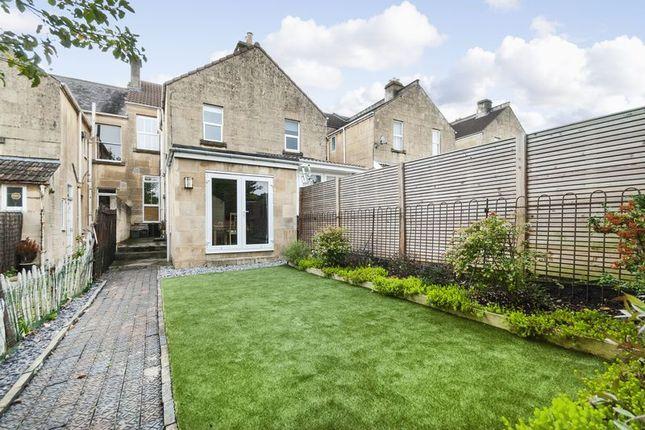 Thumbnail Terraced house for sale in King Edward Road, Bath