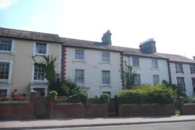 Thumbnail Flat to rent in Bevois Hill, Southampton