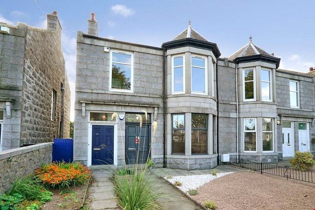 Thumbnail Semi-detached house to rent in Cromwell Road, Aberdeen