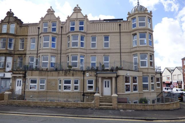 Thumbnail Flat to rent in Marine Road East, Bare, Morecambe