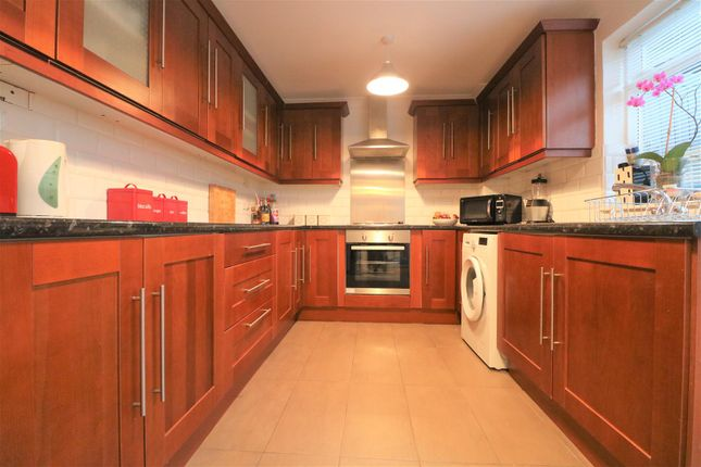 Thumbnail 3 bed terraced house to rent in Ingress Gardens, Greenhithe