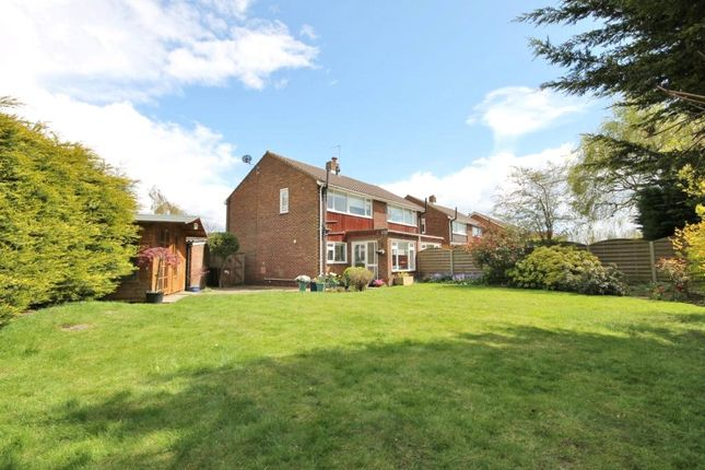 Thumbnail Semi-detached house for sale in Stratton Road, Lower Sunbury