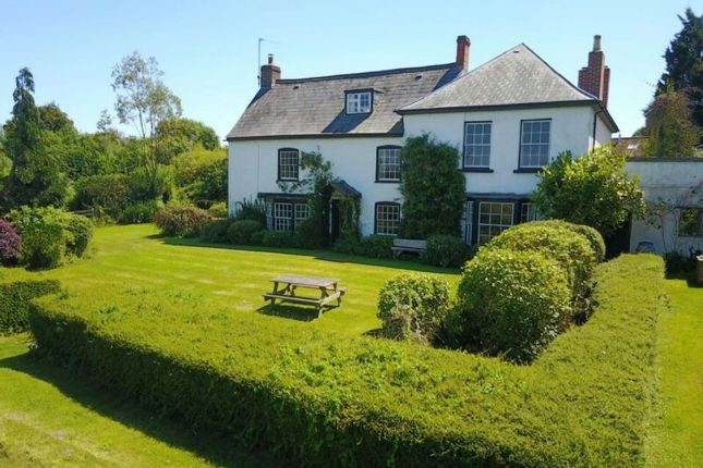 Thumbnail Detached house for sale in With Two Holiday Cottages, Awre, Newnham