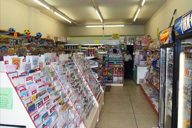 Thumbnail Property for sale in Newsagents S18, Derbyshire