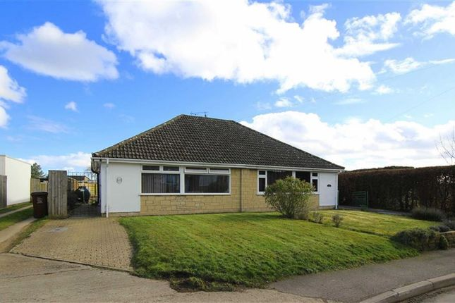 Thumbnail Semi-detached bungalow for sale in New Bungalow, Bradenstoke, Wiltshire