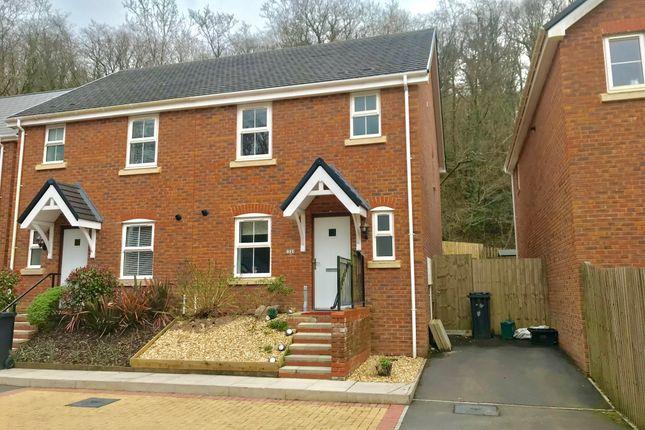 Thumbnail End terrace house for sale in Ynys Y Nos, Glynneath, Neath