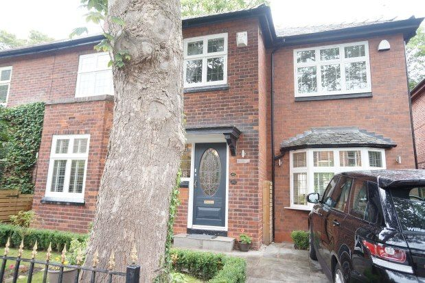 Thumbnail 4 bed property to rent in Kingston Road, Manchester