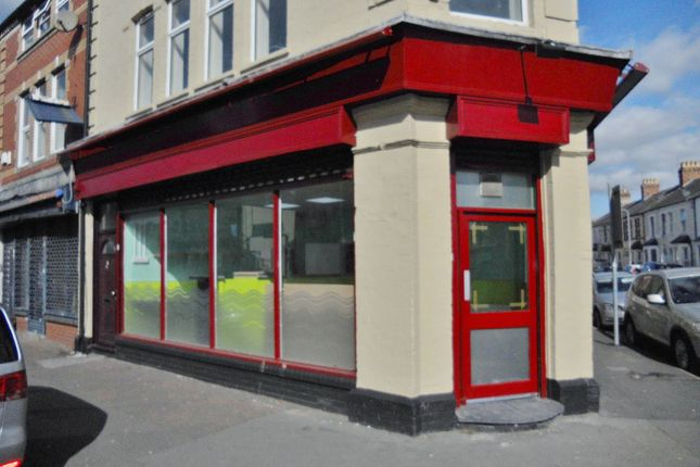 Thumbnail Restaurant/cafe for sale in Tudor Street, Leckwith, Cardiff