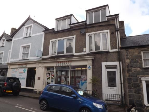 Thumbnail Terraced house for sale in High Street, Harlech, Gwynedd