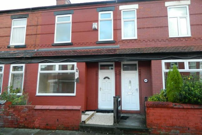 Thumbnail Terraced house to rent in Whalley Avenue, Levenshulme, Manchester