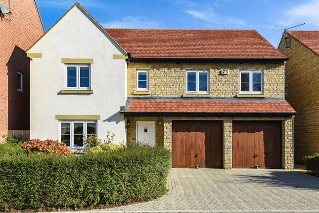 Thumbnail Detached house for sale in Goodwood Close, Chesterton, Bicester