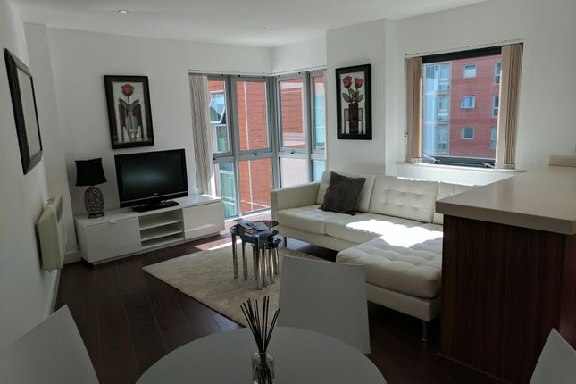 Thumbnail Flat to rent in Navigation Street, Birmingham