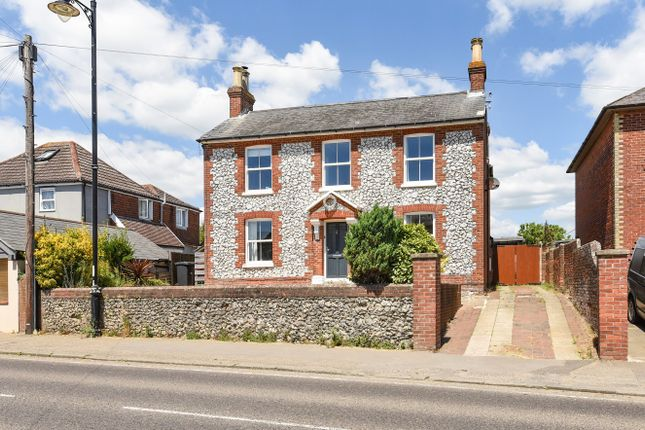 Thumbnail Detached house for sale in Fishbourne Road West, Fishbourne, Chichester