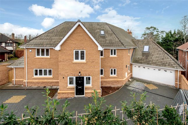 Thumbnail Detached house for sale in Gordons Close, Taunton, Somerset