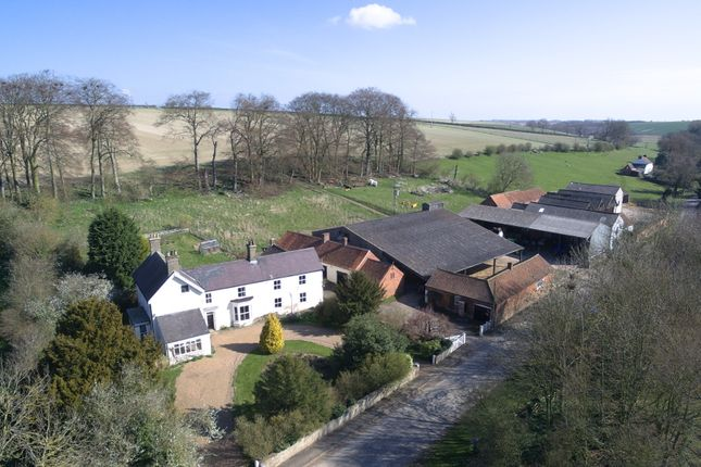 Thumbnail Farm for sale in Thoresway, Market Rasen