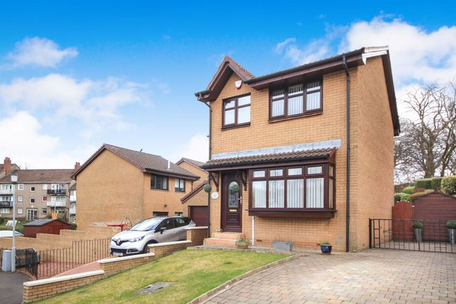 Thumbnail Detached house for sale in Muirbank Gardens, Rutherglen, Glasgow