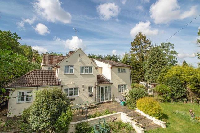 Thumbnail Detached house for sale in Fir Drive, Blackwater, Camberley
