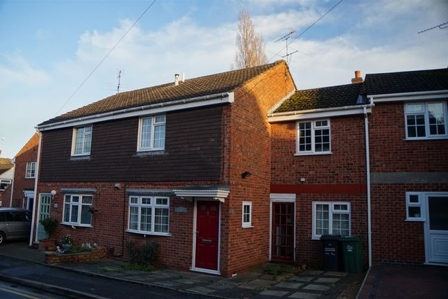 Thumbnail Terraced house for sale in Church Lane, Anstey, Leicester