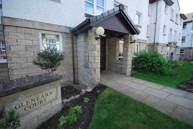 Thumbnail Flat to rent in Glenearn Court, Pittenzie Street, Crieff