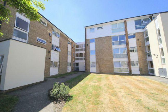 Thumbnail Flat for sale in Mintern Close, Hedge Lane, London