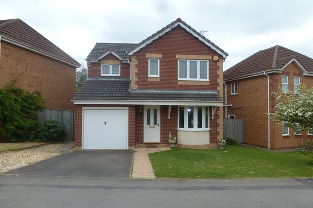 Thumbnail Detached house for sale in Ashley Way, Market Harborough