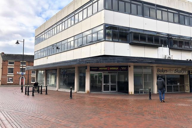 Thumbnail Retail premises to let in 18 Princes Street, Stafford, Staffordshire