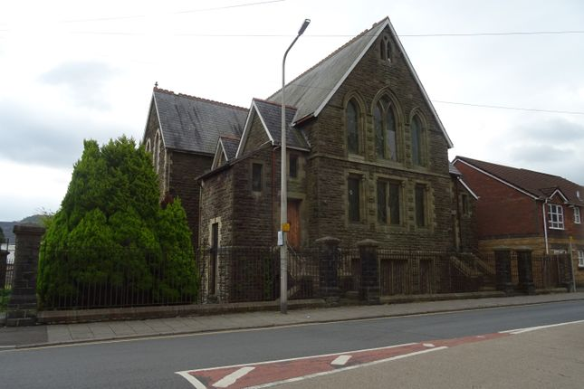 Thumbnail Leisure/hospitality for sale in Church Road, Ton Pentre