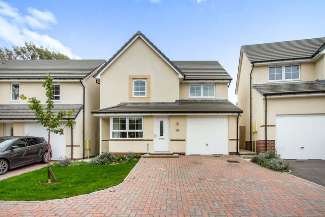 Thumbnail Detached house for sale in Cae Brewis, Llantwit Major