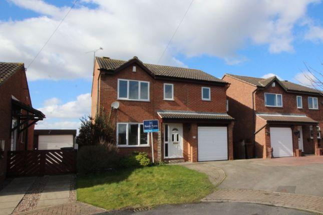 Thumbnail Detached house for sale in Rose Farm Close, Altofts, Normanton