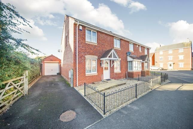 Thumbnail Semi-detached house for sale in Taunton, Somerset, United Kingdom