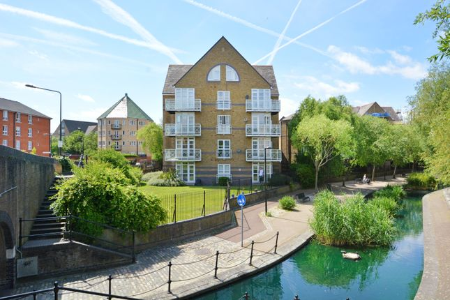 Thumbnail Flat for sale in Helier Court, Eleanor Close, London