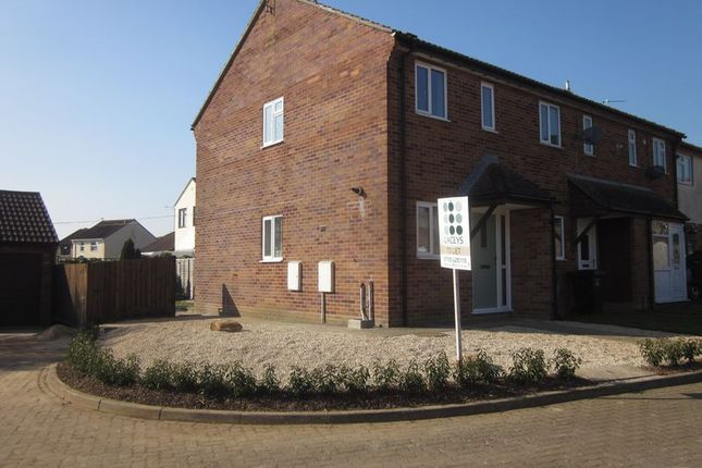 Thumbnail Terraced house to rent in Derwent Way, Yeovil