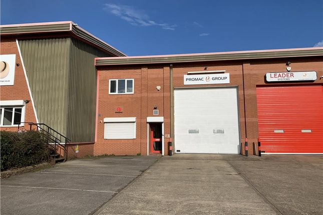 Thumbnail Light industrial to let in Hadrians Way, Rugby, Warwickshire