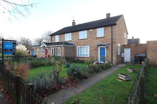 Thumbnail Semi-detached house for sale in Lordswood Road, Colchester, Essex