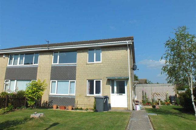 Thumbnail Flat to rent in Boundary Walk, Trowbridge, Wiltshire
