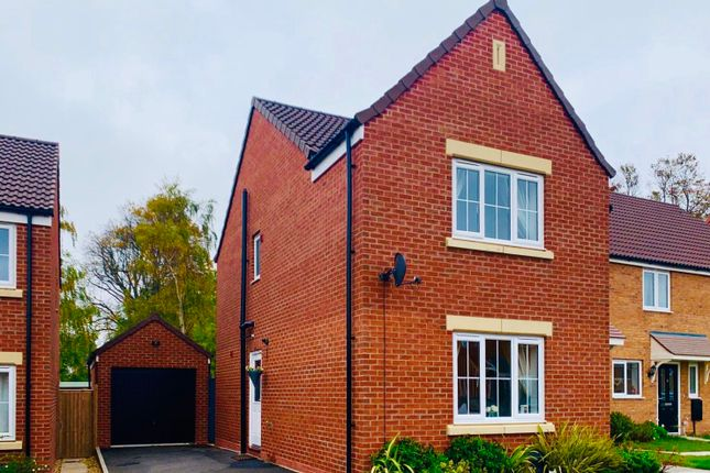 Thumbnail Detached house for sale in Swift Gardens, Kirton, Boston