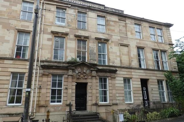 Thumbnail Flat to rent in Southpark Avenue, Glasgow