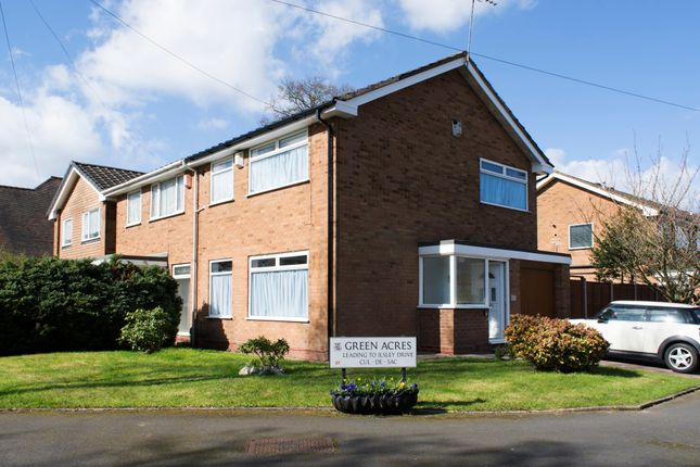 Thumbnail Semi-detached house for sale in Hazelwood Road Acocks Green, Birmingham
