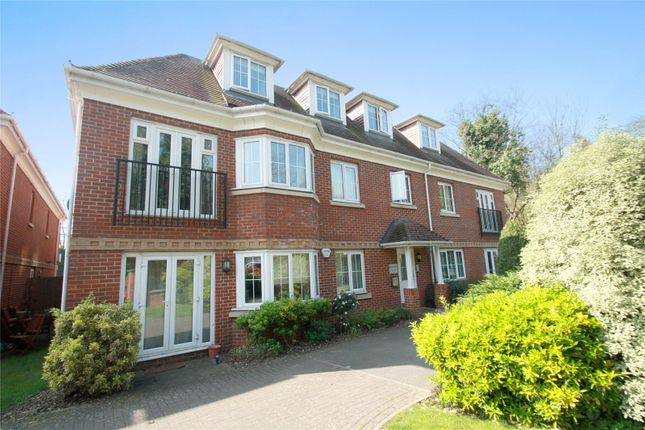 Thumbnail Flat for sale in St. Georges Gate, Woburn Hill, Addlestone, Surrey