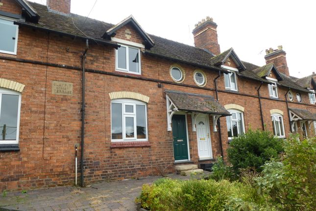 Thumbnail Terraced house to rent in Claypit Street Terrace, Whitchurch, Shropshire