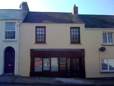 Thumbnail Flat to rent in Law Street, Pembroke Dock