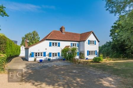 Thumbnail Property for sale in Nazeing Common, Nazeing