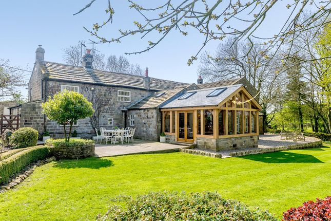 Thumbnail Detached house for sale in Back Road, High Birstwith, Harrogate, North Yorkshire