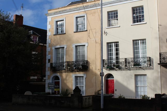 Thumbnail Flat for sale in Old Tiverton Road, Exeter
