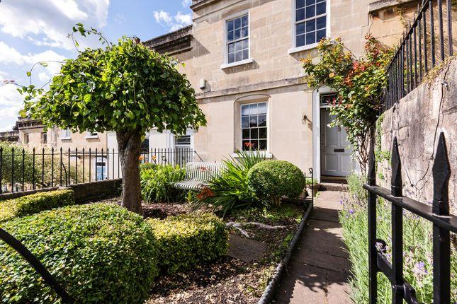 Thumbnail Terraced house for sale in Lyndhurst Place, Bath