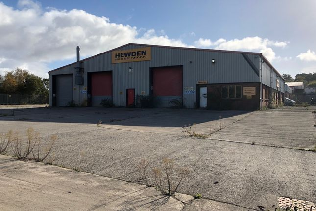 Thumbnail Light industrial to let in Tank Farm Road, Llandarcy, Neath