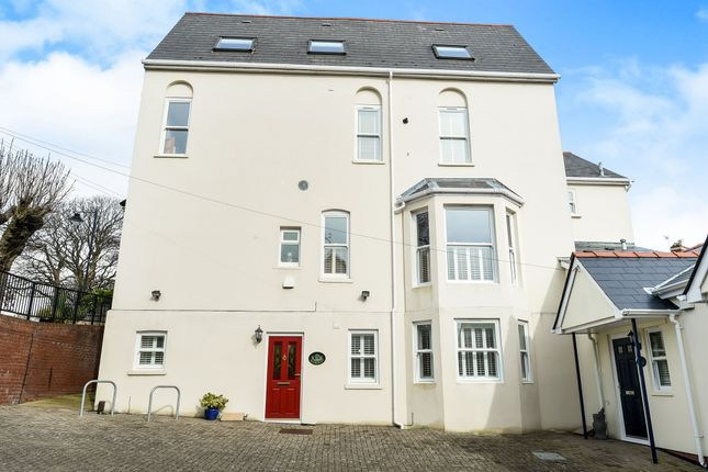 Thumbnail Maisonette for sale in Albert Crescent, Penarth