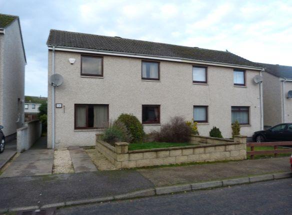 Thumbnail Semi-detached house to rent in 26 Springburn Place, Elgin