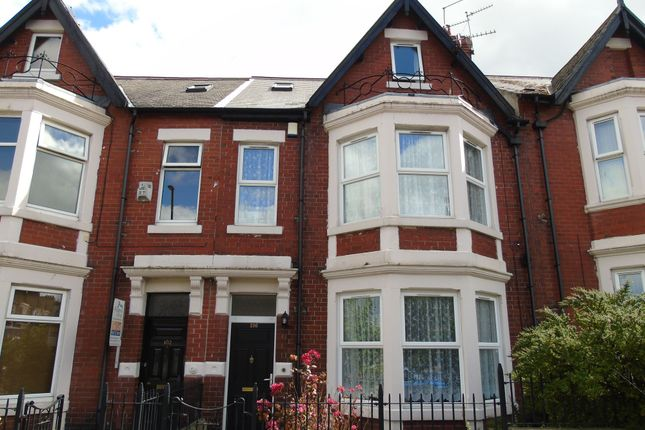 Thumbnail Terraced house for sale in Wingrove Road, Fenham, Newcastle Upon Tyne